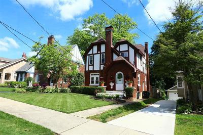 Hyde Park Single Family Home For Sale: 3640 Saybrook Avenue
