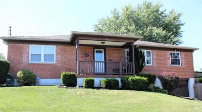 Bridgetown Single Family Home For Sale: 2889 Welge Lane