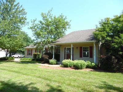 Highland County Single Family Home For Sale: 10105 St Rt 124