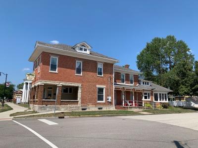 Brookville Single Family Home For Sale: 801 Main Street