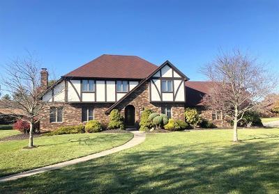 Fairfield Single Family Home For Sale: 2390 Oaktree Drive