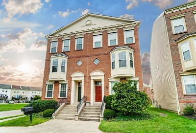 Cincinnati Condo/Townhouse For Sale: 1336 Laurel Park Drive