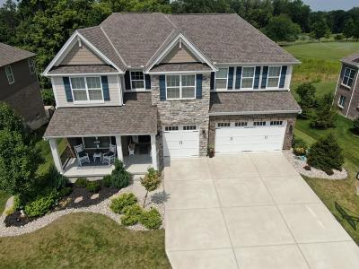 Hamilton Twp Single Family Home For Sale: 4876 Whispering Creek Court