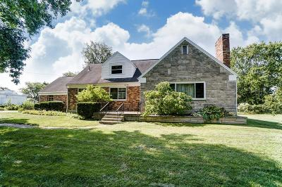 Harrison Twp Single Family Home For Sale: 3090 Stop Eight Road