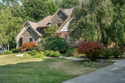 West Chester Single Family Home For Sale: 7360 Avenel Court