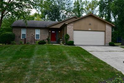 Liberty Twp Single Family Home For Sale: 6793 Netherland Court