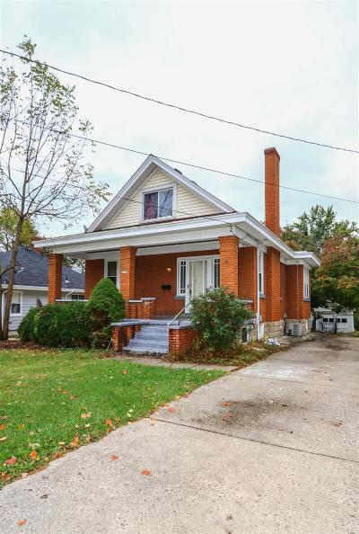 Cheviot Single Family Home For Sale: 3327 Augusta Avenue
