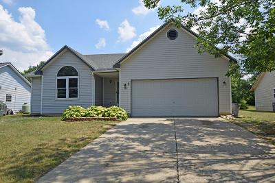 Liberty Twp Single Family Home For Sale: 6368 Lakota Meadows Drive