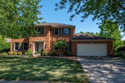 Fairfield Single Family Home For Sale: 5546 Monica Drive