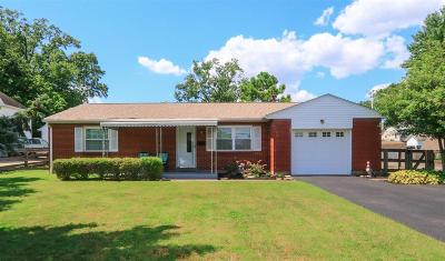 Blue Ash Single Family Home For Sale: 9513 Railroad Avenue
