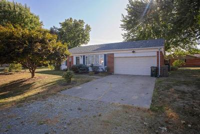Warren County Single Family Home For Sale: 8839 Oriole Drive