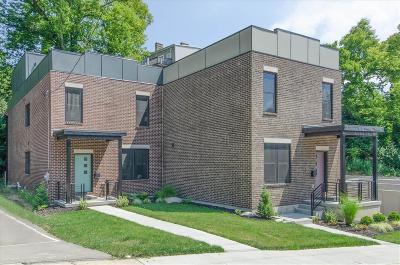 Cincinnati Condo/Townhouse For Sale: 1712 Wm H Taft Road