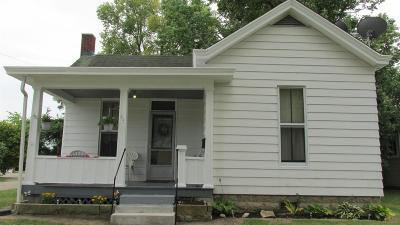 Clinton County Single Family Home For Sale: 201 W Center Street