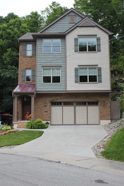 Cincinnati Single Family Home For Sale: 3498 Tarpis Avenue