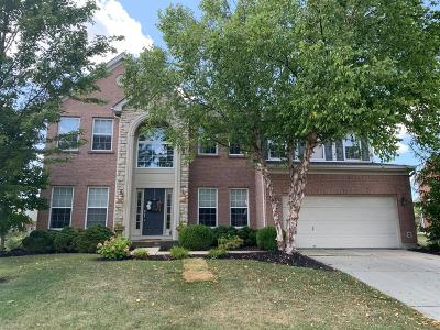 Liberty Twp Single Family Home For Sale: 6327 Cambridge Trail
