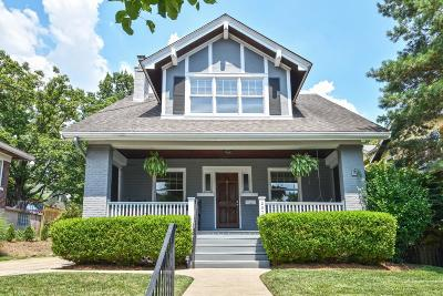 Cincinnati Single Family Home For Sale: 2976 Springer Avenue