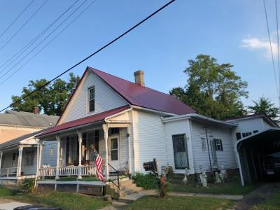 Clinton County Single Family Home For Sale: 36 Columbus Street