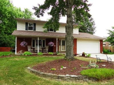 Fairfield Twp Single Family Home For Sale: 6268 Shannon Drive