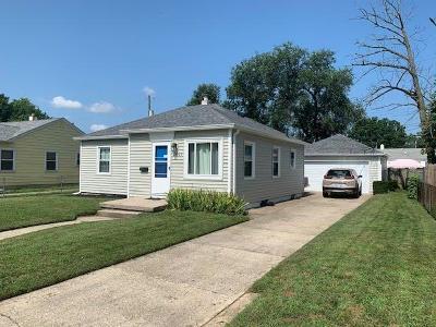 Hamilton Single Family Home For Sale: 3697 Gerald Lane