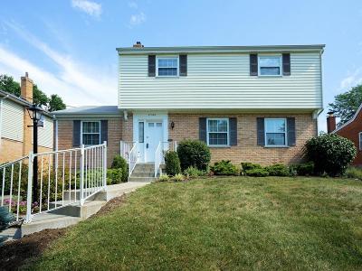 Cincinnati OH Single Family Home For Sale: $144,900