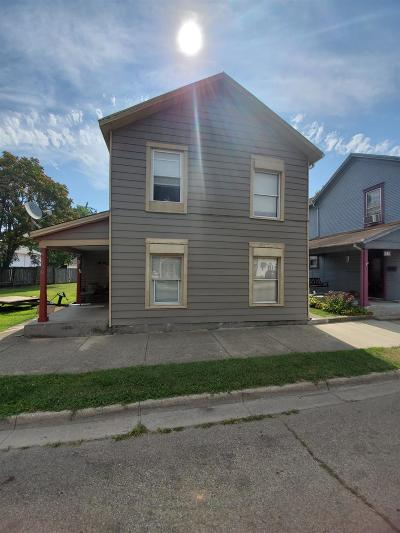 Miamisburg Single Family Home For Sale: 130 S Main Street