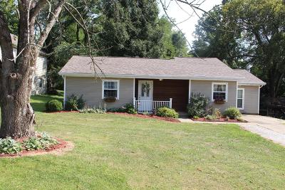 Lawrenceburg Single Family Home For Sale: 20344 Longview Drive