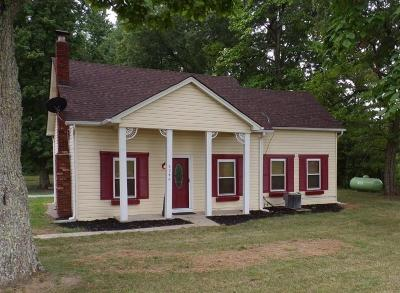 Brown County Single Family Home For Sale: 5246 Greenbush East Road