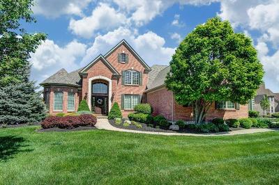Deerfield Twp. Single Family Home For Sale: 4688 Homestretch Lane