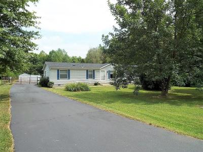 Brown County Single Family Home For Sale: 13584 Meeker Road