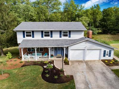 Sharonville Single Family Home For Sale: 4114 Carriagelite Drive