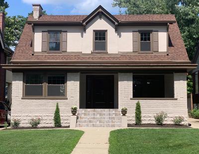 Cincinnati Single Family Home For Sale: 3616 Kendall Avenue
