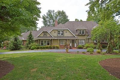 Indian Hill Single Family Home For Sale: 7475 Algonquin Drive