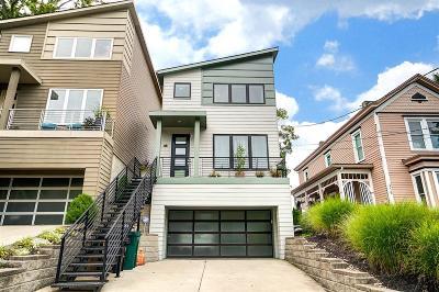 Cincinnati Single Family Home For Sale: 418 McDowell Street
