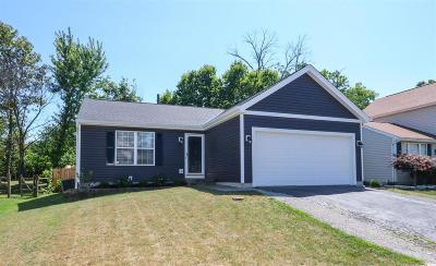 West Chester Single Family Home For Sale: 9605 Deer Track Road