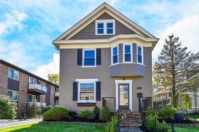 Cincinnati Single Family Home For Sale: 2741 Observatory Avenue