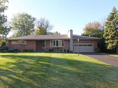 Hamilton Single Family Home For Sale: 221 S Washington Boulevard
