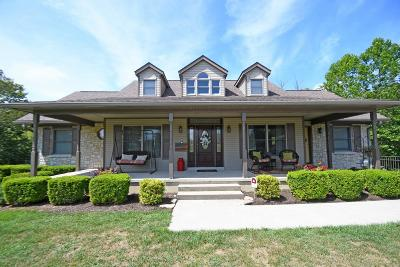 Morgan Twp Single Family Home For Sale: 5544 Chapel Ridge Lane