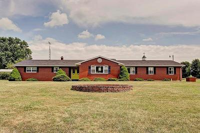 Highland County Farm For Sale: 8914 St Rt 134