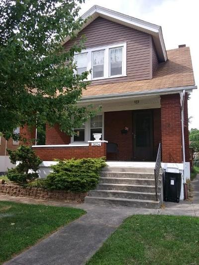 Cheviot Single Family Home For Sale: 3624 Darwin Avenue