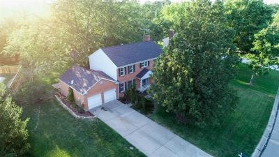Symmes Twp Single Family Home For Sale: 11703 Symmes Valley Road
