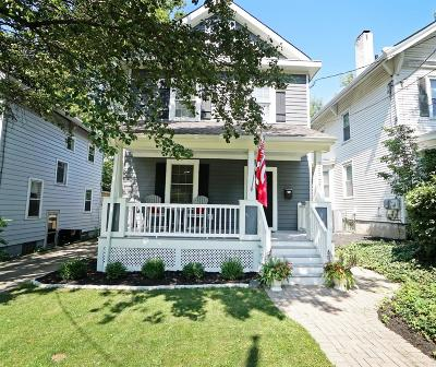Cincinnati Single Family Home For Sale: 3529 St Charles Place