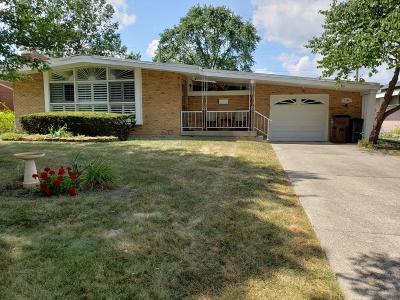 Hamilton Single Family Home For Sale: 1144 Susan Drive