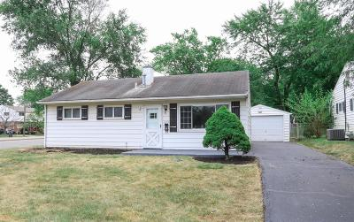 Middletown Single Family Home For Sale: 615 Richardson Drive