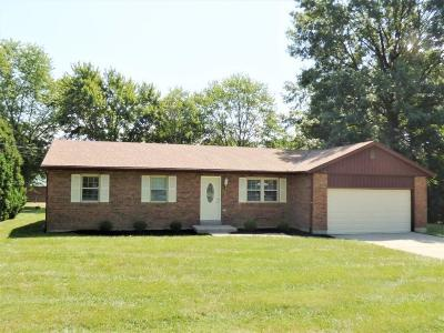 West Chester Single Family Home For Sale: 9650 Stone Drive
