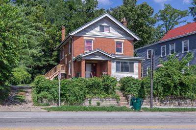 Clifton Multi Family Home For Sale: 3851 Vine Street