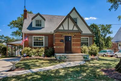 Green Twp Single Family Home For Sale: 5718 Haubner Road
