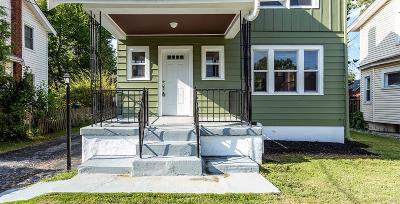 Cincinnati Single Family Home For Sale: 6626 Bramble