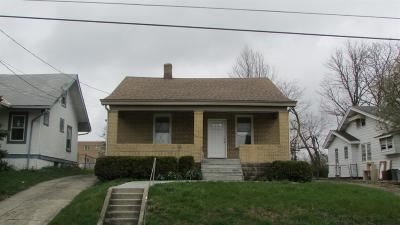 Cheviot Single Family Home For Sale: 3322 Augusta Avenue