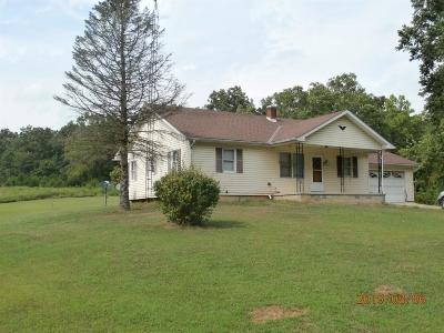 Peebles Single Family Home For Sale: 4858 Old St Rt 32