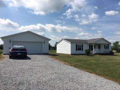 Green Twp OH Single Family Home For Sale: $114,500